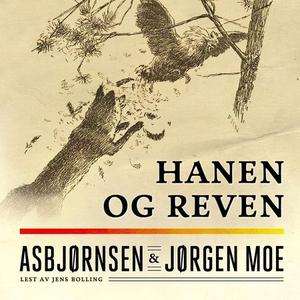 Hanen og reven (lydbok) av Peter Christen Asb