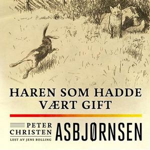 Haren som hadde vært gift (lydbok) av Peter C