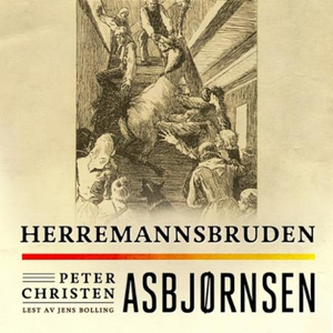 Herremannsbruden (lydbok) av Peter Christen A