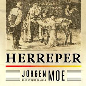 Herreper (lydbok) av Jørgen Moe