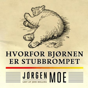 Hvorfor bjørnen er stubbrompet (lydbok) av Jø