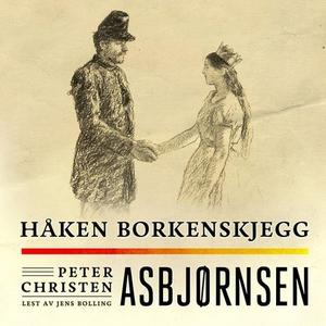 Håken Borkenskjegg (lydbok) av Peter Christen