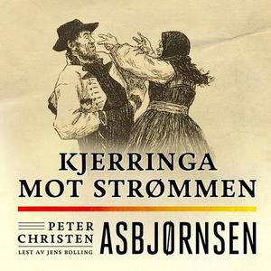 Kjerringa mot strømmen (lydbok) av Peter Chri