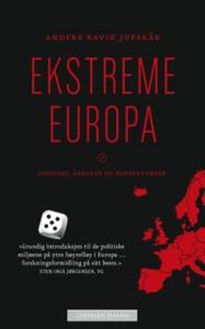 Ekstreme Europa (ebok) av Anders Ravik Jupskå