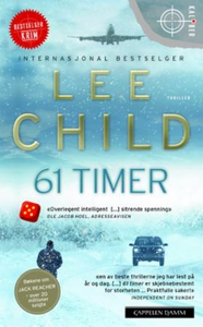 61 timer (ebok) av Lee Child