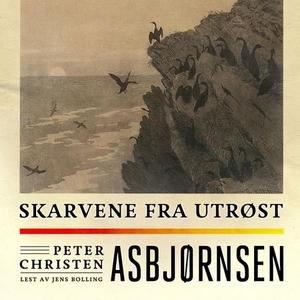Skarvene fra Utrøst (lydbok) av Peter Christe