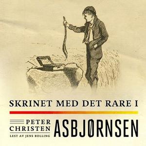 Skrinet med det rare i (lydbok) av Peter Chri