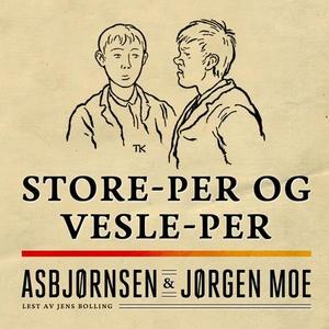 Store-Per og Vesle-Per (lydbok) av Peter Chri