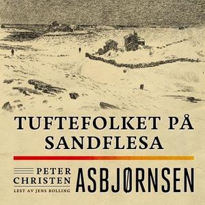 Tuftefolket på Sandflesa (lydbok) av Peter Ch