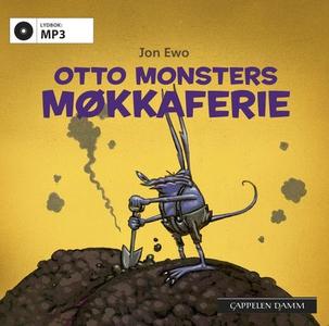 Otto monsters møkkaferie (lydbok) av Jon Ewo