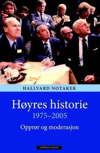 Høyres historie 1975-2005 (ebok) av Hallvard