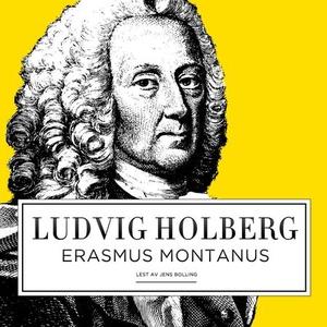 Erasmus Montanus (lydbok) av Ludvig Holberg