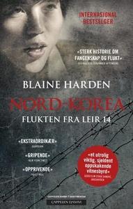 Flukten fra leir 14 (ebok) av Blaine Harden