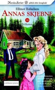 Velkomst (ebok) av Ellinor Rafaelsen