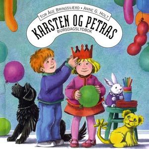 Karsten og Petras bursdagslydbok (lydbok) av