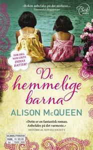 De hemmelige barna (ebok) av Alison McQueen