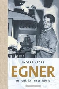 Egner (ebok) av Anders Heger