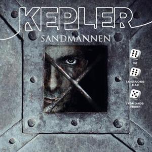 Sandmannen (lydbok) av Lars Kepler