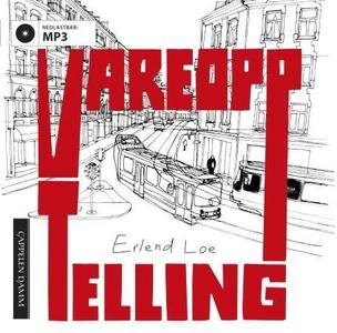 Vareopptelling (lydbok) av Erlend Loe