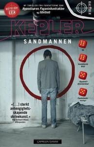 Sandmannen (ebok) av Lars Kepler