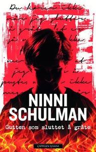 Gutten som sluttet å gråte (ebok) av Ninni Sc