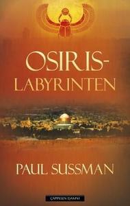 Osiris-labyrinten (ebok) av Paul Sussman