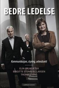 Bedre ledelse (ebok) av Elin Ørjasæter, Birgi