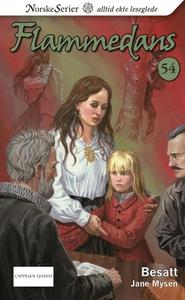 Besatt (ebok) av Jane Mysen