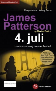 4. juli (ebok) av James Patterson