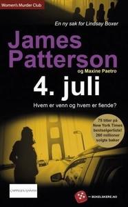 4. juli (ebok) av James Patterson