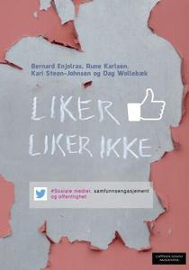 Liker - liker ikke (ebok) av Bernard Enjolras
