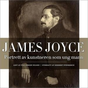Portrett av kunstneren som ung mann (lydbok)