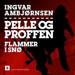 Flammer i snø (lydbok) av Ingvar Ambjørnsen