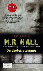 De dødes stemme (ebok) av M.R. Hall