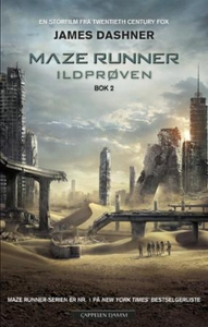 Ildprøven (ebok) av James Dashner