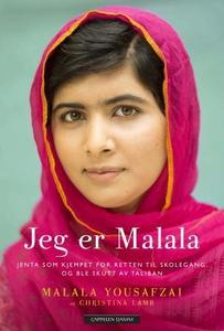 Jeg er Malala (ebok) av Malala Yousafzai