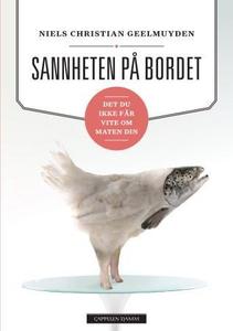 Sannheten på bordet (ebok) av Niels Christian
