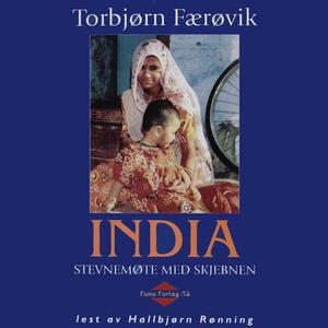 India (lydbok) av Torbjørn Færøvik