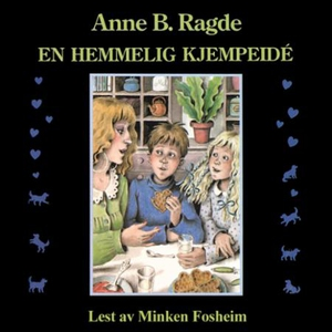 En hemmelig kjempeidé (lydbok) av Anne B. Rag
