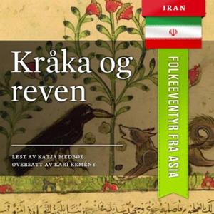 Kråka og reven (lydbok) av Diverse