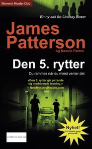 Den 5. rytter (ebok) av James Patterson, Maxi