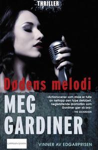 Dødens melodi (ebok) av Meg Gardiner