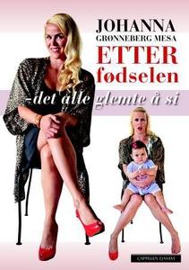 Etter fødselen (ebok) av Johanna Grønneberg M
