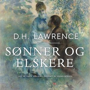 Sønner og elskere (lydbok) av D.H. Lawrence