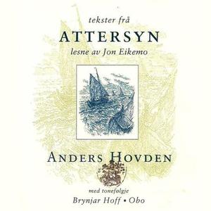 Attersyn (lydbok) av Anders Hovden