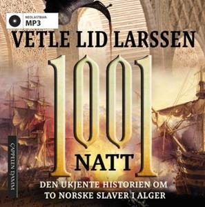1001 natt (lydbok) av Vetle Lid Larssen