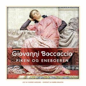 Piken og eneboeren (lydbok) av Giovanni Bocca