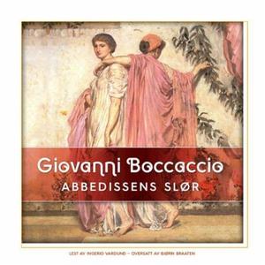 Abbedissens slør (lydbok) av Giovanni Boccacc
