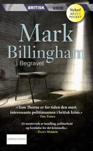 Begravet (ebok) av Mark Billingham