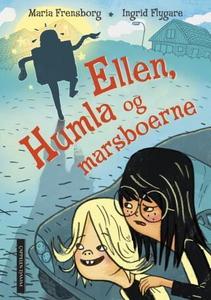 Ellen, Humla og marsboerne (ebok) av Maria Fr